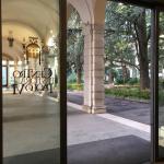 Vue des arcades intérieures