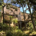 Die Ruine der Vila Mira