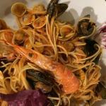Spaghetti marinara... Mniam !!!