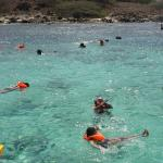 More snorkeling