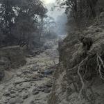 flujos de lava
