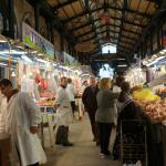 O mercado de Atenas