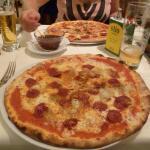 """Pizza """"Amore Mio"""" und Pizza """"Colosseo"""""""