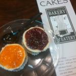 CHEESE CAKES - APRICOT & RASPBERRY