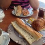 French petit déjeuner