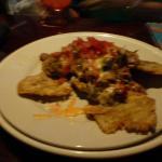 Chicken Tostones Appetizer - DRY!