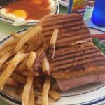 Cafe Habana's Cuban Sandwich