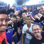 A despedida de Solteiro do DADA acompanhada todos os dias por Luiggi da brasiltransfers!!!