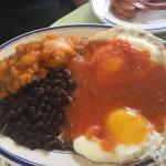 Cafe Habana's Breakfast