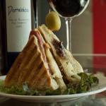El Reuben Sandwich