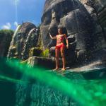 Piscina adultos caras de Angkor