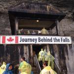Bilde fra Journey Behind the Falls