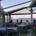 Patralis seafood restaurant!