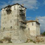 Византийская башня в Уранополисе