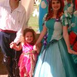 got to meet Arial x x