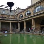 Roman Baths with Victorian addition