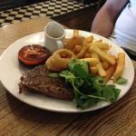 9oz Rump steak