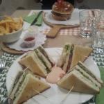 i tre piatti