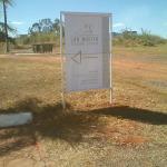 Parrilla San Martin, sinalização