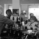 bar busy