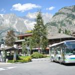 The hotel is just a few minutes walk behind the Bus Station.