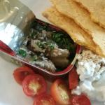 Sardines Appetizer