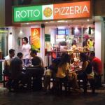 Rotto Pizzeria gece