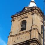 Balas de cañón en la Torre Este