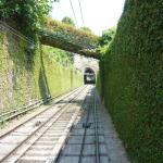 Subida del funicular a la Cita Alta
