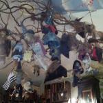 Les fameux lutins et autres fées au plafond