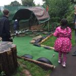 Great little course, loads to do with extra outdoor and indoor games. Excellent value for money