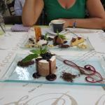 Project 72 desserts