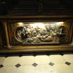 Bajorrelieve  del altar