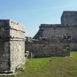 Vista Tulum-Ruinas Mayas
