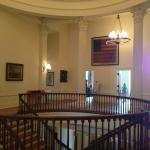 Second floor rotunda, Old State Capitol, Springfield