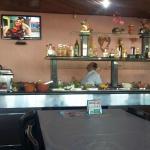 interior da churrascaria
