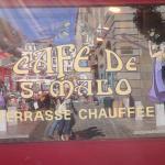 cafe' di Saint-Malo