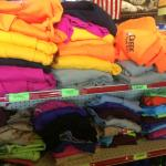 Large selection of shirts and hoodies with Poarch logo
