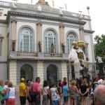 Un museo antes de entrar