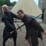 Sword fight!