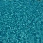 Arnano - L'acqua della piscina