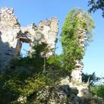 More castle ruins