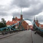 The Tumski Bridge