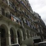 Uno scorcio di palazzo ad Algeri
