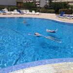 Pool very clean