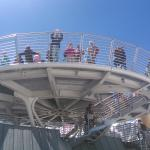 Terrazza panoramica 360° a P.ta Helbronner