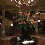 Hayfield Manor lobby entrance