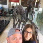 Los dinosaurios con Judith