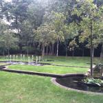 Gardens at West Green House