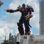 Transformers Ride - Best Ride In The Park
